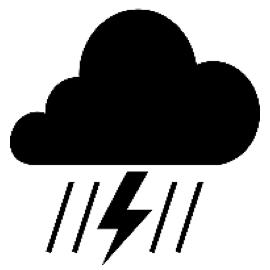 icone éclair