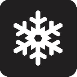 icone neige