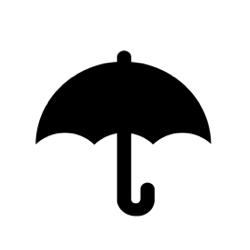 icone parapluie